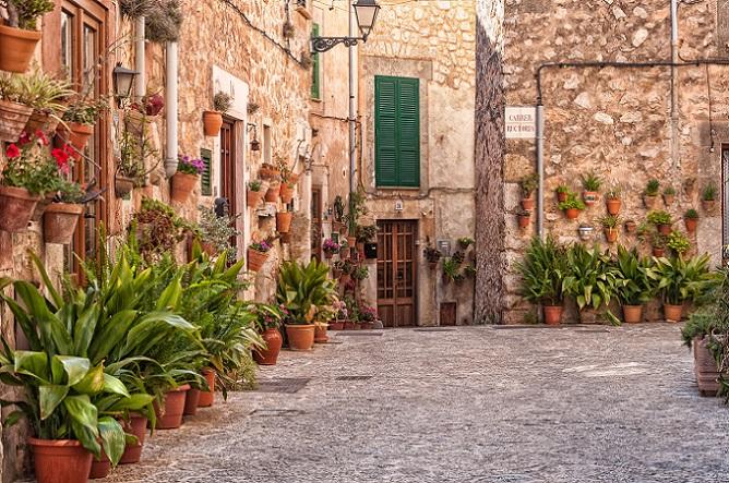 Bei einem Urlaub in Spanien gibt es einige Pflanzen, die in den heimischen Gefilden eher nicht zu finden sind. Da ist es ganz interessant zu wissen, welche Kletterpflanzen in Spanien an den Häusern oder auch in der Natur zu finden sind.(#09)