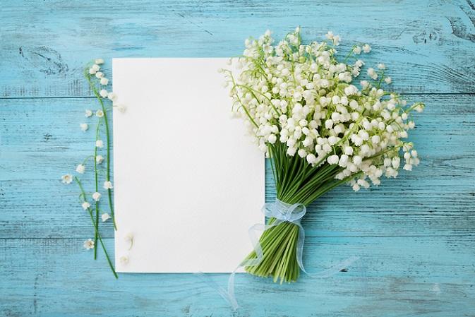Jedes Jahr kündigen Maiglöckchen Ende April den beginnenden Wonnemonat Mai an. Diese Frühlingsblumen werden bis zu 30 Zentimeter hoch. (#11)