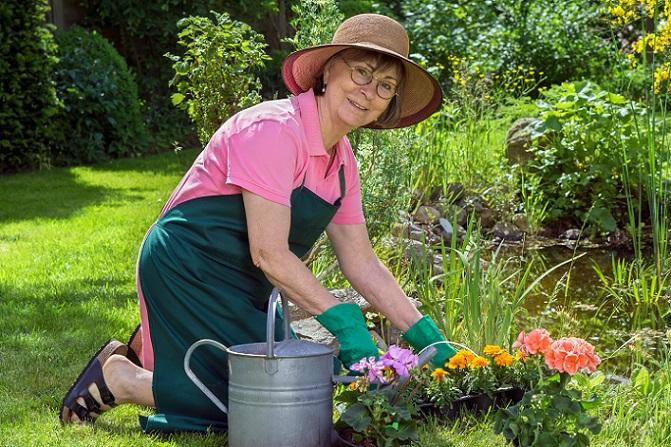 Was unter einer umweltgerechten Gestaltung des Gartens verstanden wird, unterscheidet sich von Bank zu Bank. Fakt ist: Solange der Garten in eine grüne Oase verwandelt werden soll, überzeugt das in der Regel das Kreditinstitut. (#03)