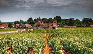 Das Burgund – Landschaft in Frankreich von atemberaubender Schönheit. Dabei wird die Region allerdings meist zuerst mit Wein in Verbindung gebracht. (#01)