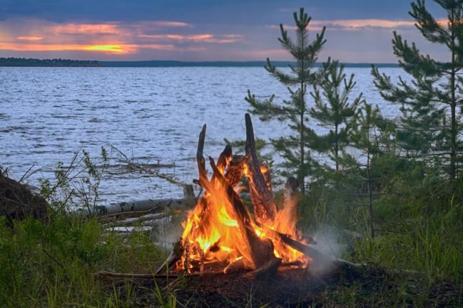 Natur-Camping im Wald von Fouesnant in seiner schönsten Form. (#2)