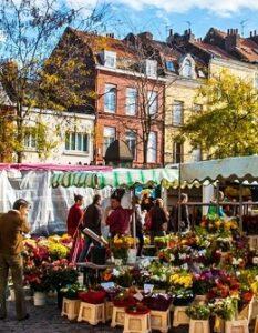 Einkaufen in Frankreich: Die Alternative zu Blumen aus Holland