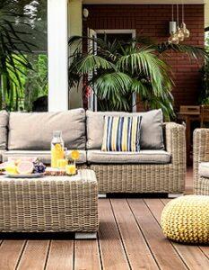 Trend im Garten: Kann die Terrasse das Wohnzimmer ersetzen?