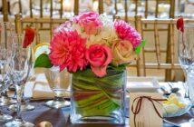 Blumendekoration selber machen: 3 tolle Ideen!