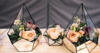 Blumendekorationen: Kleine Mitbewohner für mehr Lebensfreude