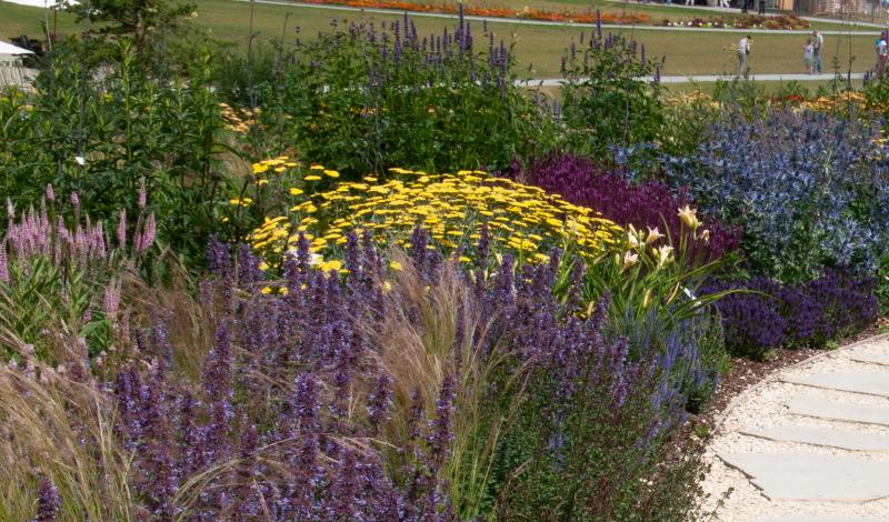 Landhausgarten: Tipps für idyllische Gärten mit neuen Ideen