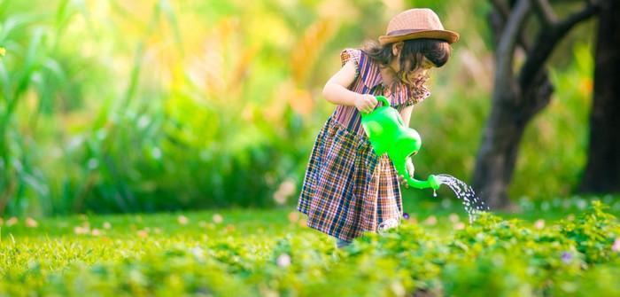 Pflanzen richtig gießen: 7 Tipps und die 5 häufigsten Fehler beim Wässern der Pflanzen (Foto: shutterstock - Asada Nami)