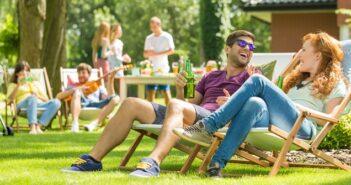Gartenparty: 13 perfekte Ideen für eine Party, die keiner vergessen wird (Foto: Shutterstock-Photographee.eu )