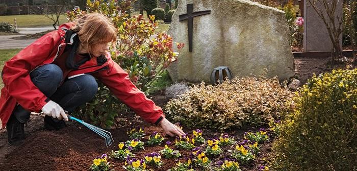 Grabgestaltung: 20 Ideen für schöne Gräber (Foto: Shutterstock- Ingo Bartussek )